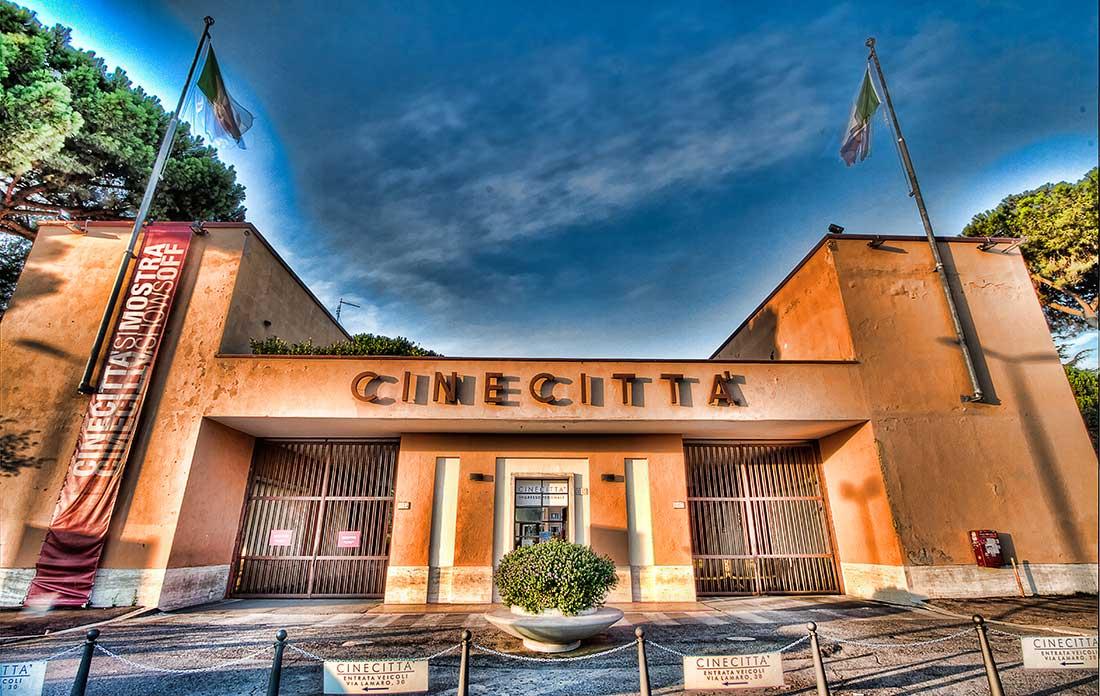 Set Imagination Cinecitta Rome