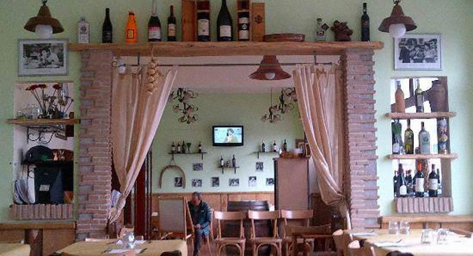 Where Eat Rome Restaurants Arco Travertino