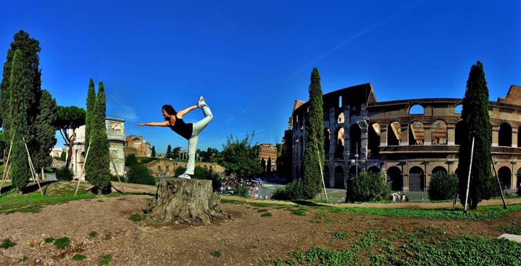 Yoga On Holiday Tuscolano Neighbourhood Rome