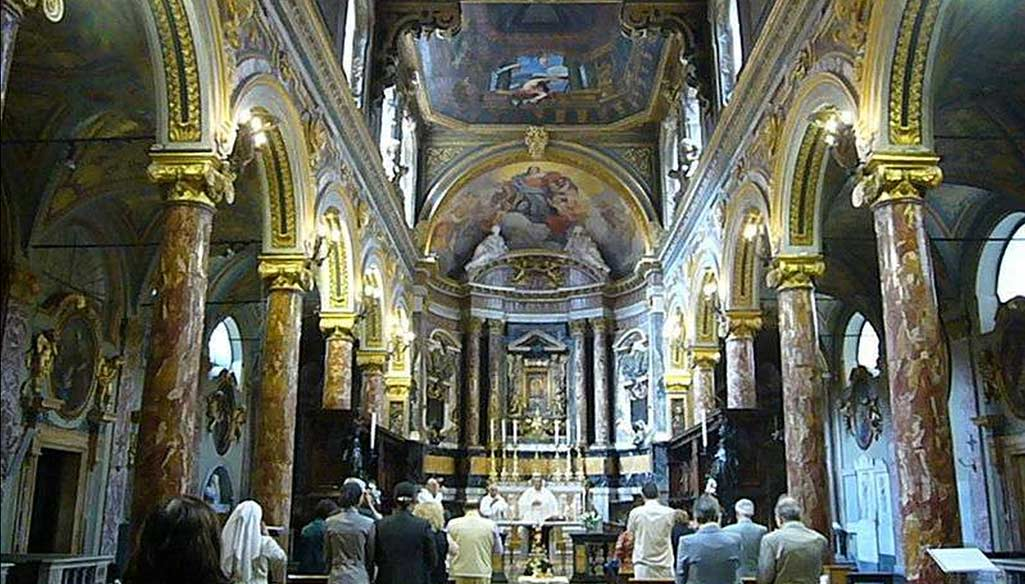 Guida Luoghi Miracolosi Roma Piccola Lourdes